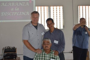 Installation of Pete Leija as Special Projects Coordinator