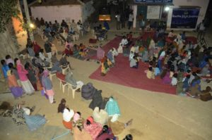 CHristmas Outreach in India