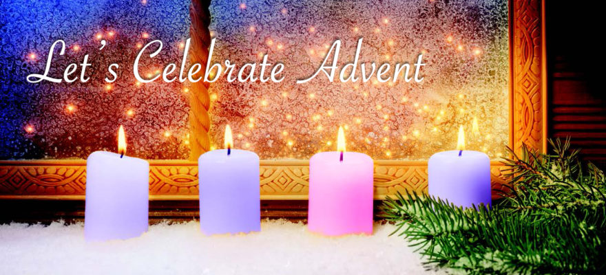 Let's Celebrate Advent
