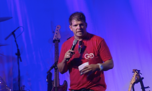 Carl Nichols discusses the new church planting initiative at the 2014 Summit.
