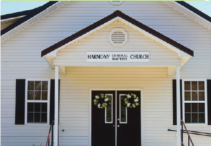 Harmony GB Church - Unclosed!