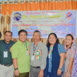Philippine missions trip to India